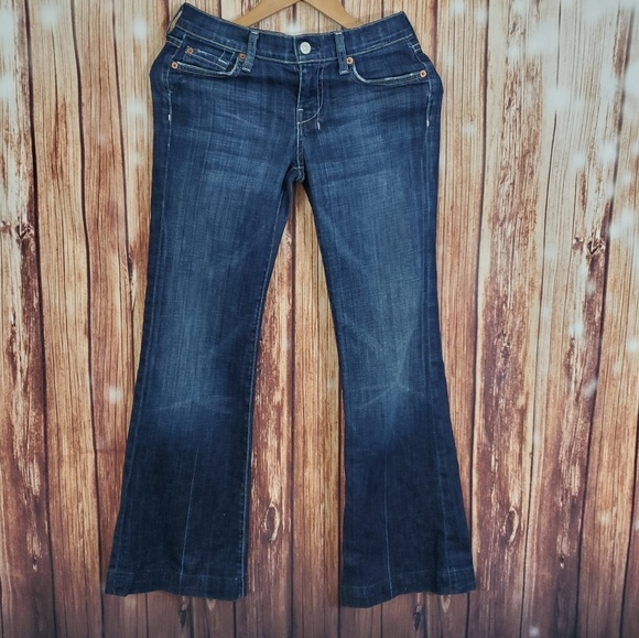 7 For All Mankind Denim - 7 For all Mankind Jeans Dojo Jeans 26